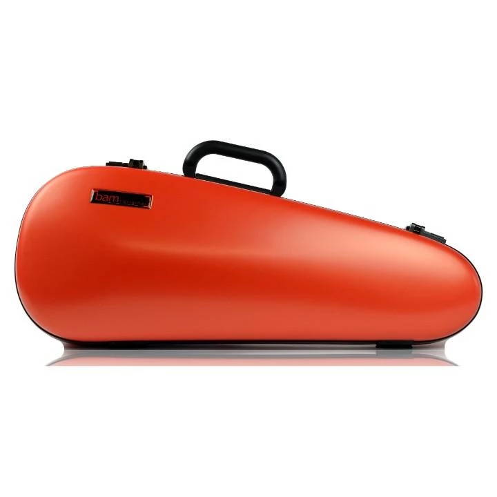Bam Hightech Cabin Violin Case Orange