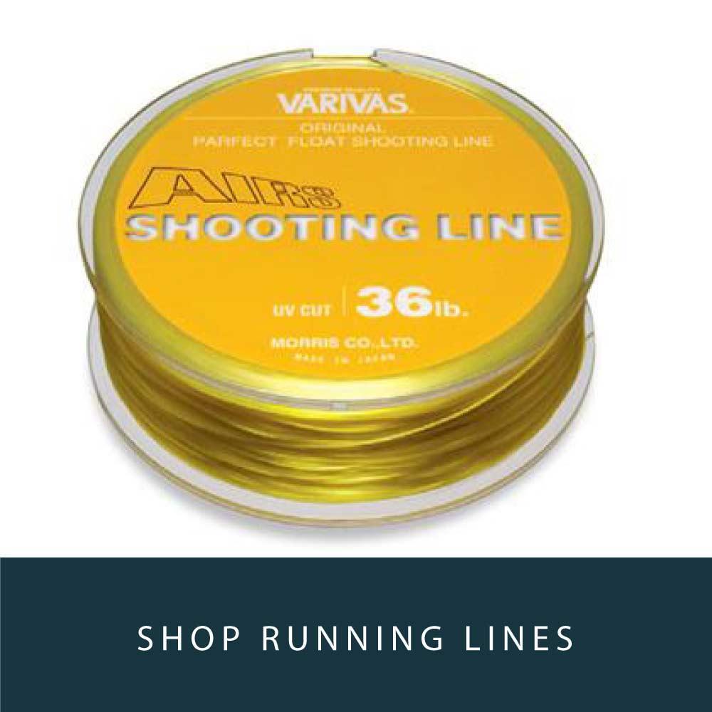 Spey Running Lines
