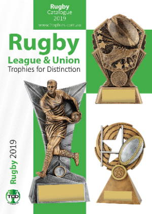 Trophies for Distinction Rugby Catalogue