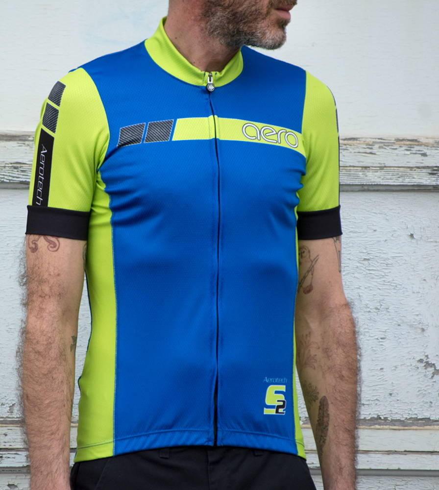 Advanced Carbon 2 Cycling Jersey