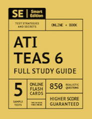 ATI TEAS 6 Study Guide Cover