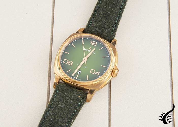 Automatic wacth-Anonimo-Epurato,-Green,-42-mm,-AM-4000.04.466.F66