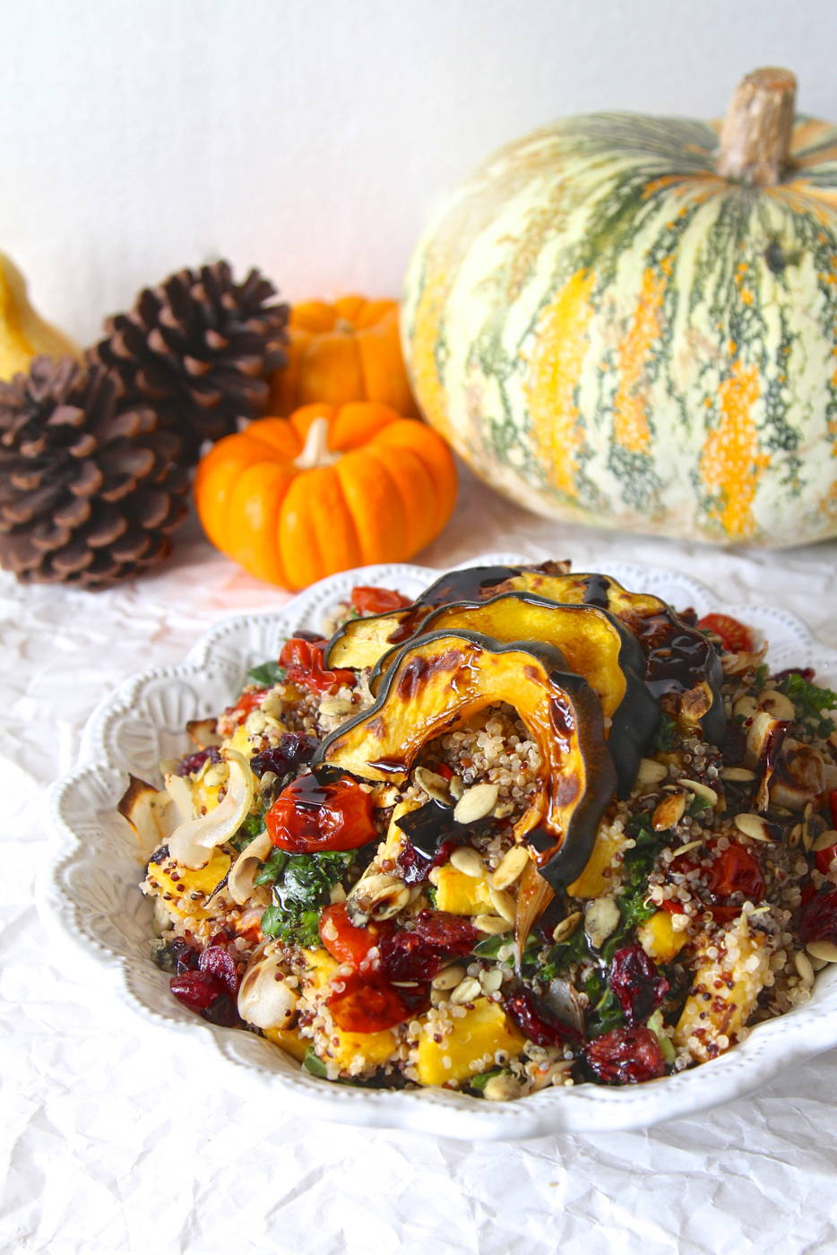 fall-inspired-vegan-quinoa-salad