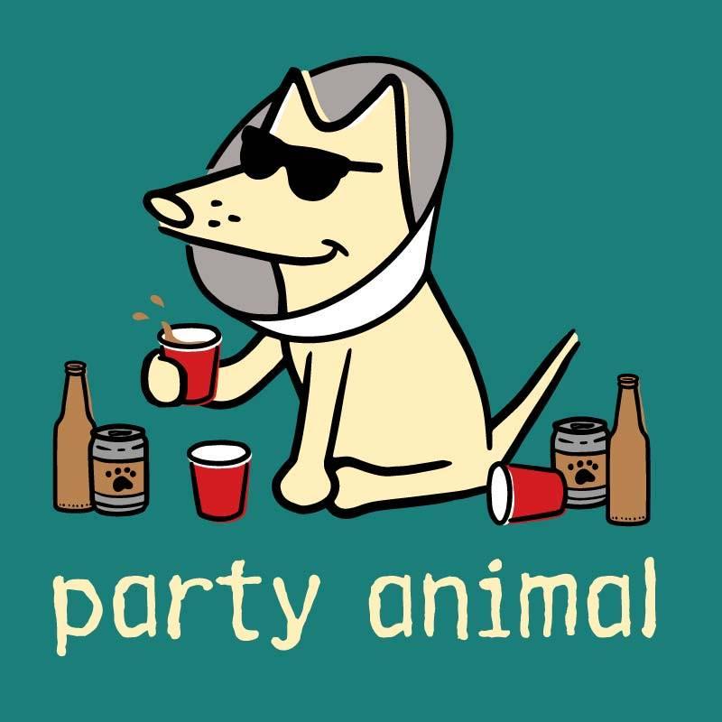 Shop teddy the dog party animal
