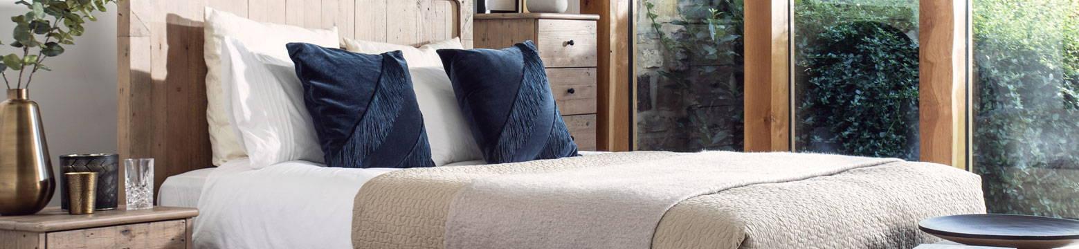 Sands End Reclaimed Bedroom Furniture