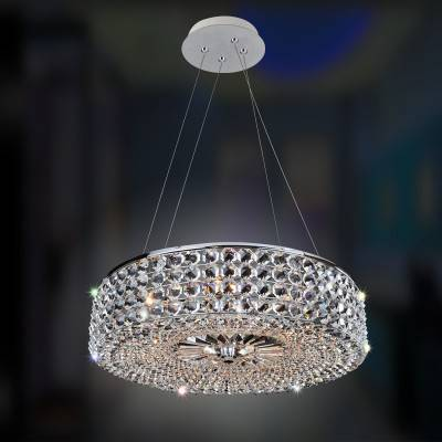 Allegri Lighting Crystal Pendants, Chandeliers, Wall Sconces, & Ceiling Lights -  Arche Collection