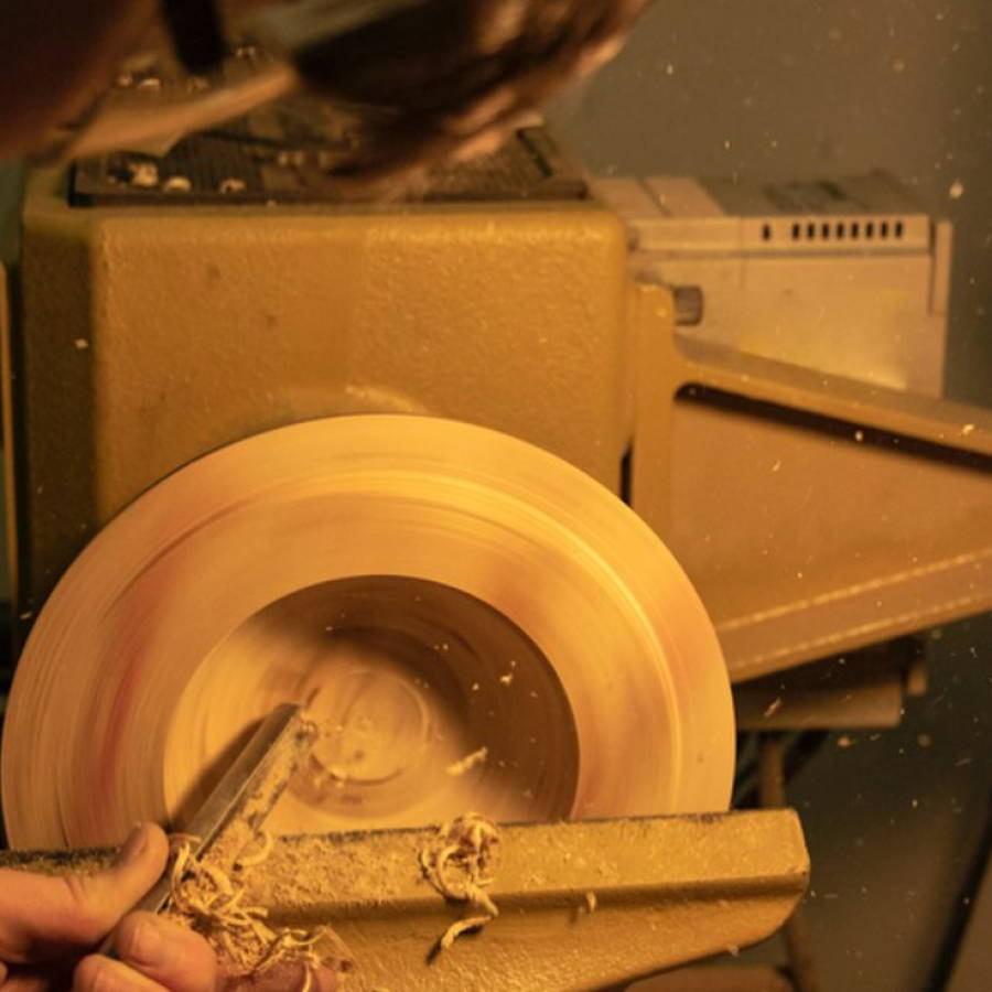 Quality wood lathe turning tools by Carter and Son Toolworks