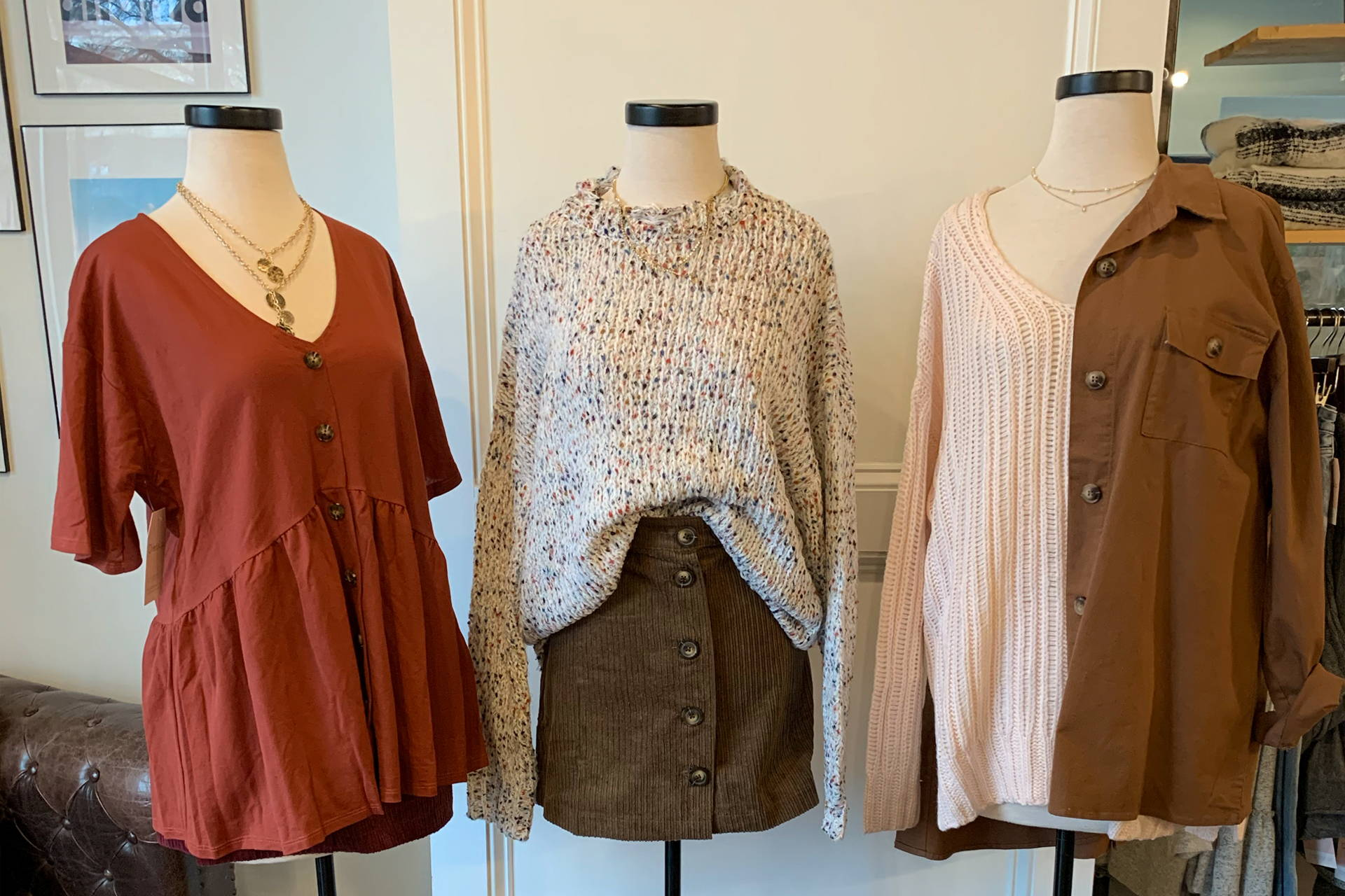Cute + trendy new styles at Dress Up Brookhaven