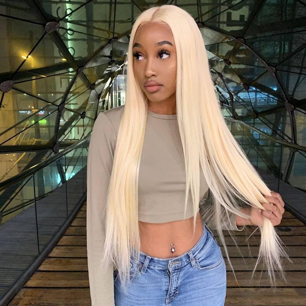 Blonde Wigs