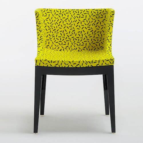 Kartell Mademoiselle Chair Sotsass