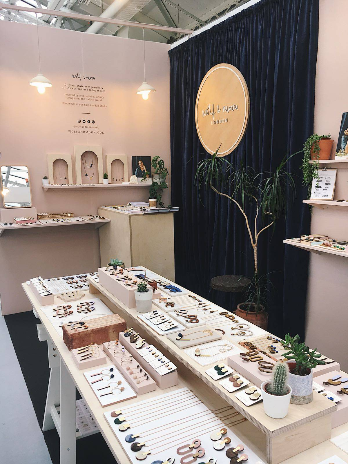 Wolf & Moon at Topdrawer 2018