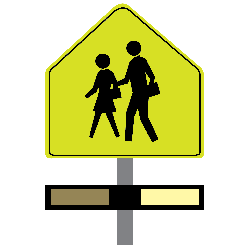 TAPCO RFB School Crosswalk