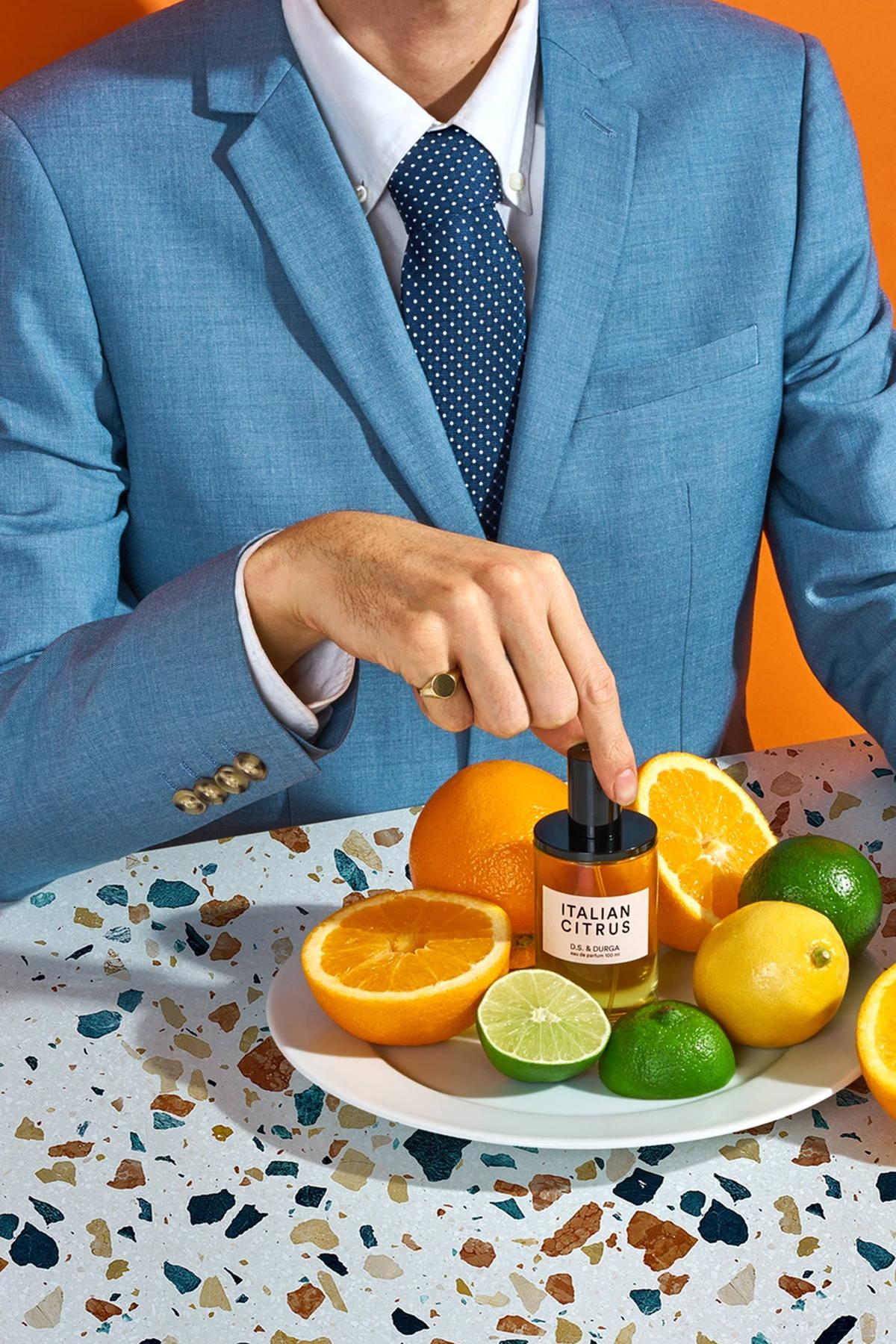 A photograph of Italian Citrus