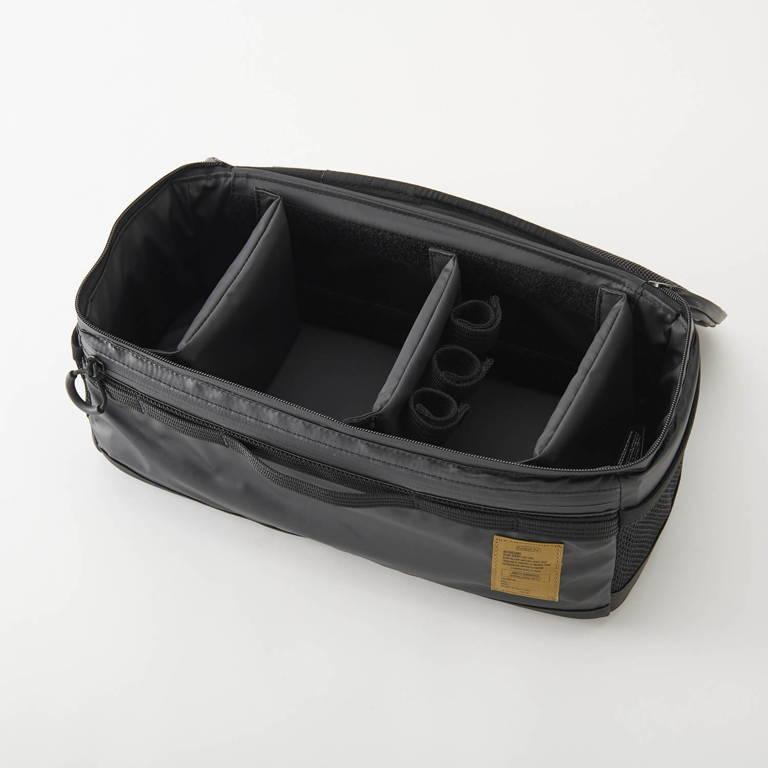 AS2OV(アッソブ)/コンテナボックス S/ブラック
