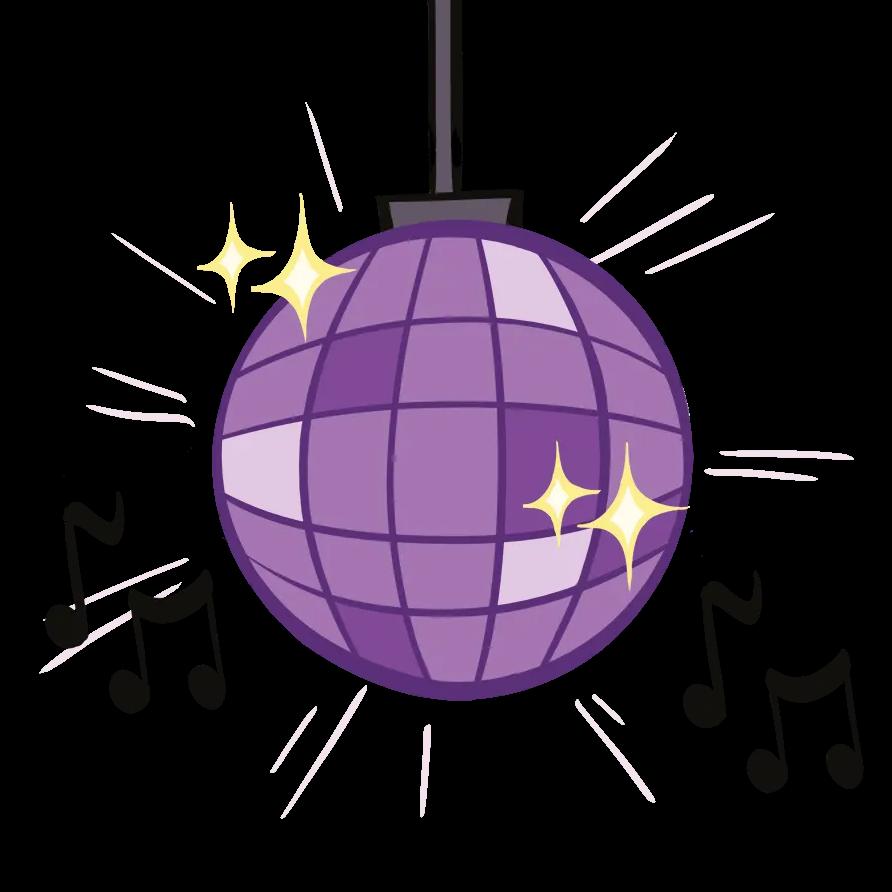 illustrated disco