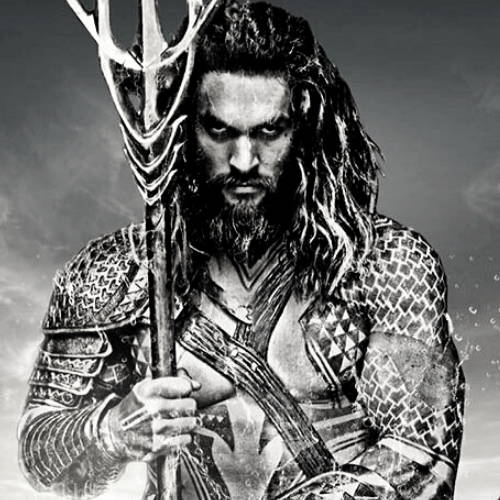 Aquaman's Beard