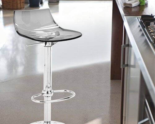 Calligaris LED Swivel Stool