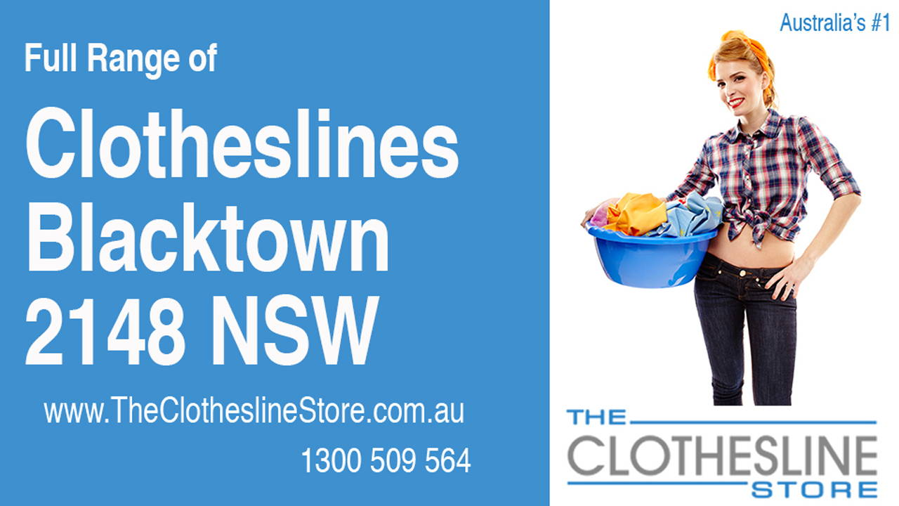 Clotheslines Blacktown 2148 NSW