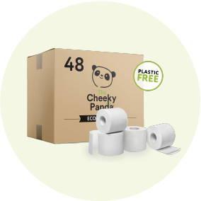 Bamboo Toilet Rolls