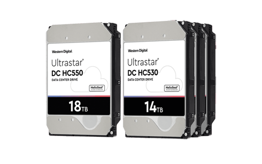 Western Digital Data Center Drives