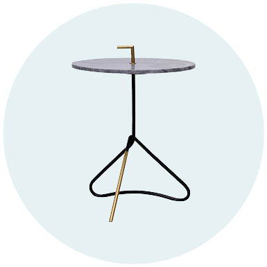 Concord accent table