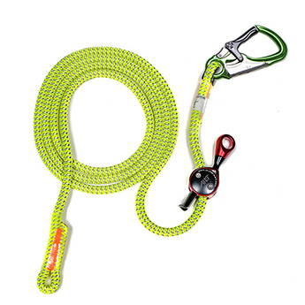 image of Notch Lava Lanyard with ART Positioner and Triple Action Snap