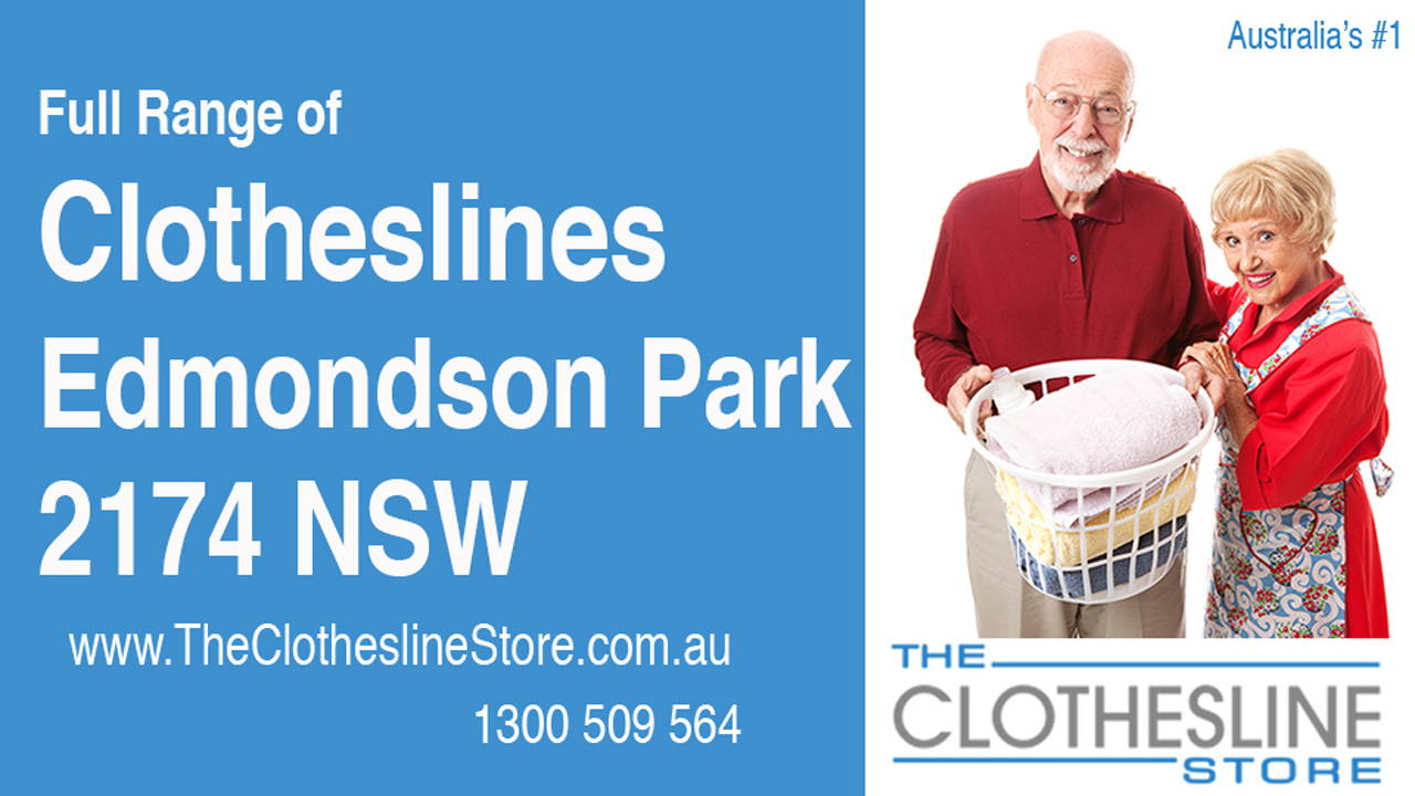 Clotheslines Edmondson Park 2174 NSW