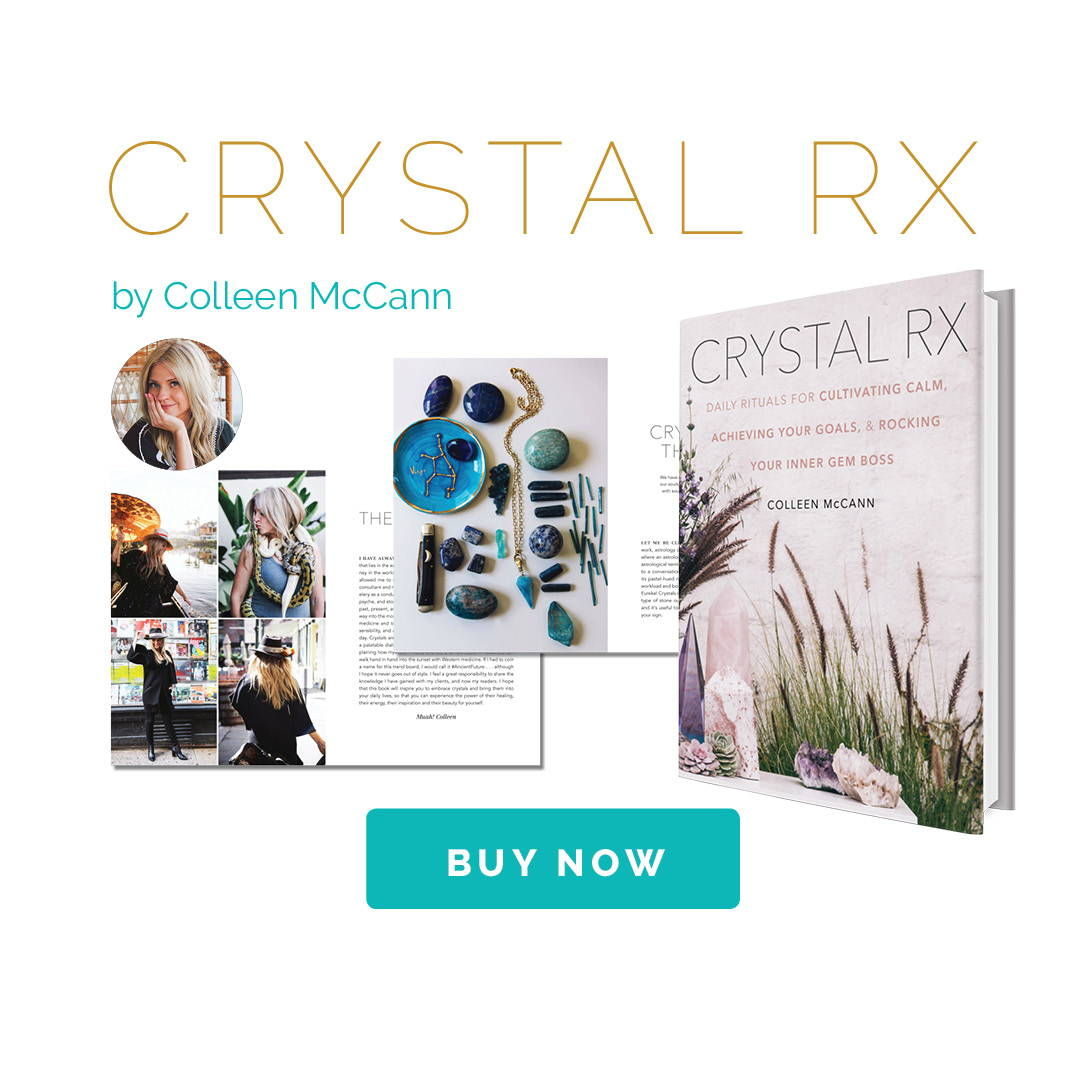 Crystal RX by Colleen McCann