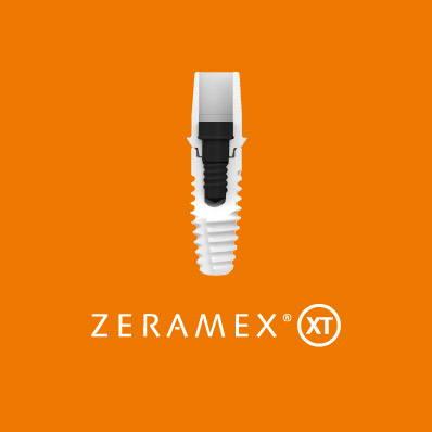 Zeramex XT - Ceramic Dental Implant