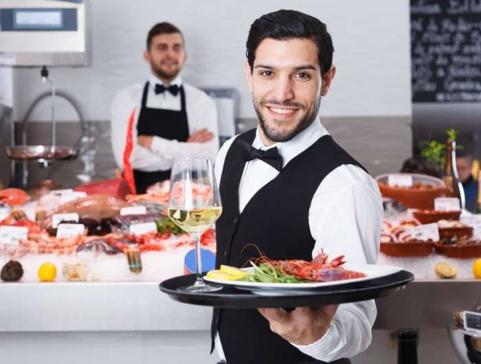 Catering Tie Styles