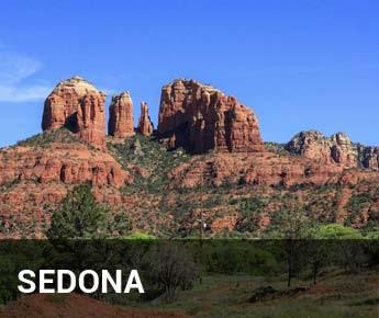 Travelbay USA Tours - USA Tailor Made Tours - Sedona