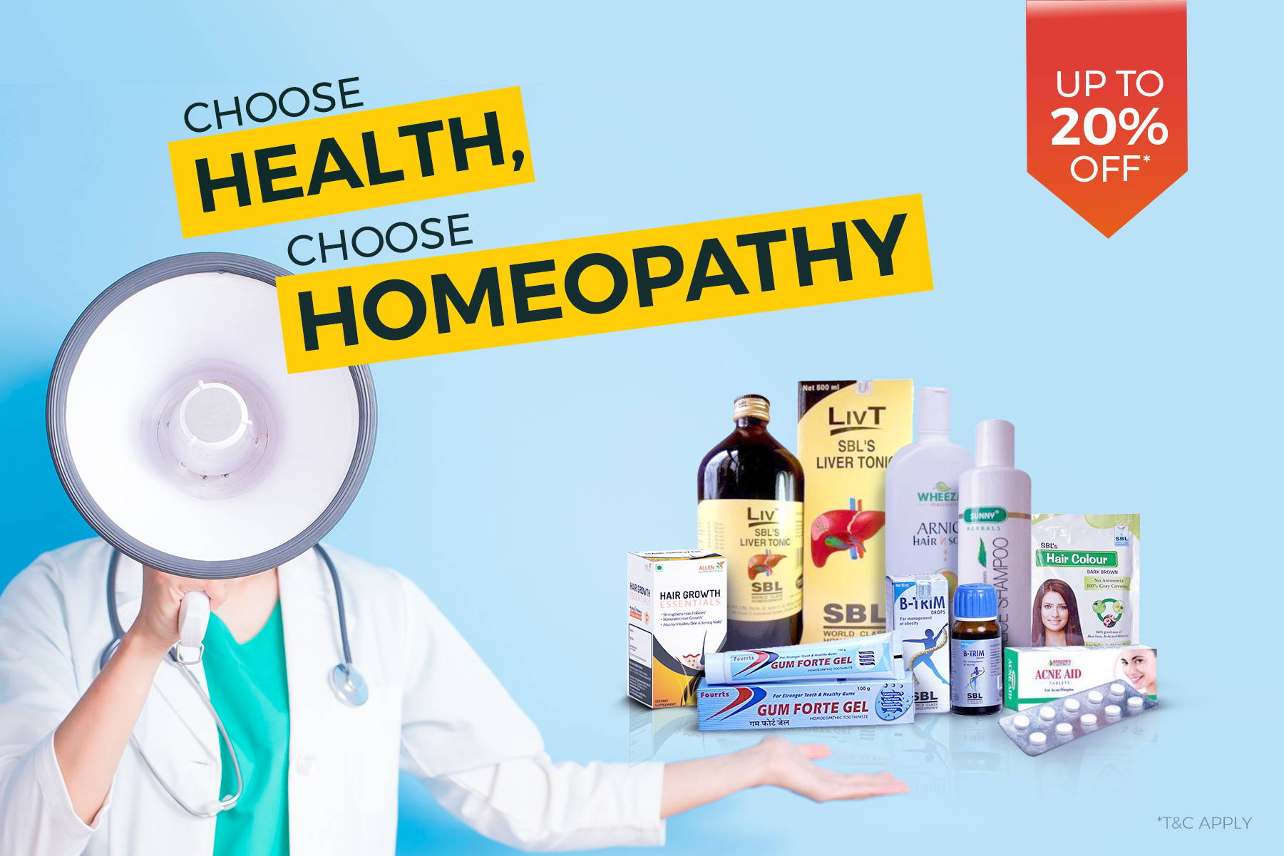 Homeopathic Online Store: Buy Homeopathy Products Online - Pinhealth
