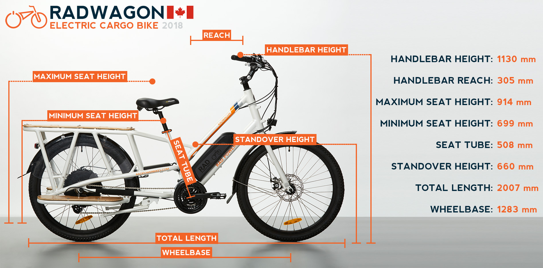 2018 radwagon electric cargo bike rad power bikes canada. Black Bedroom Furniture Sets. Home Design Ideas