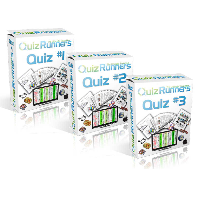 Quiz Night Kits 3-pack