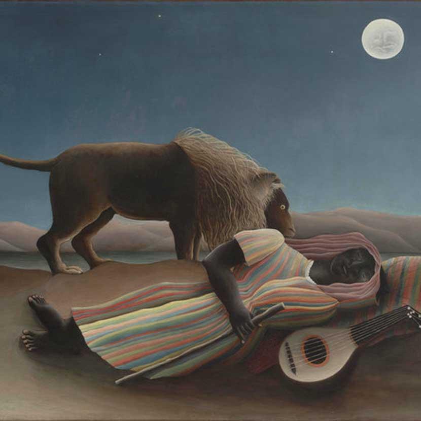 Henri Rousseau Art
