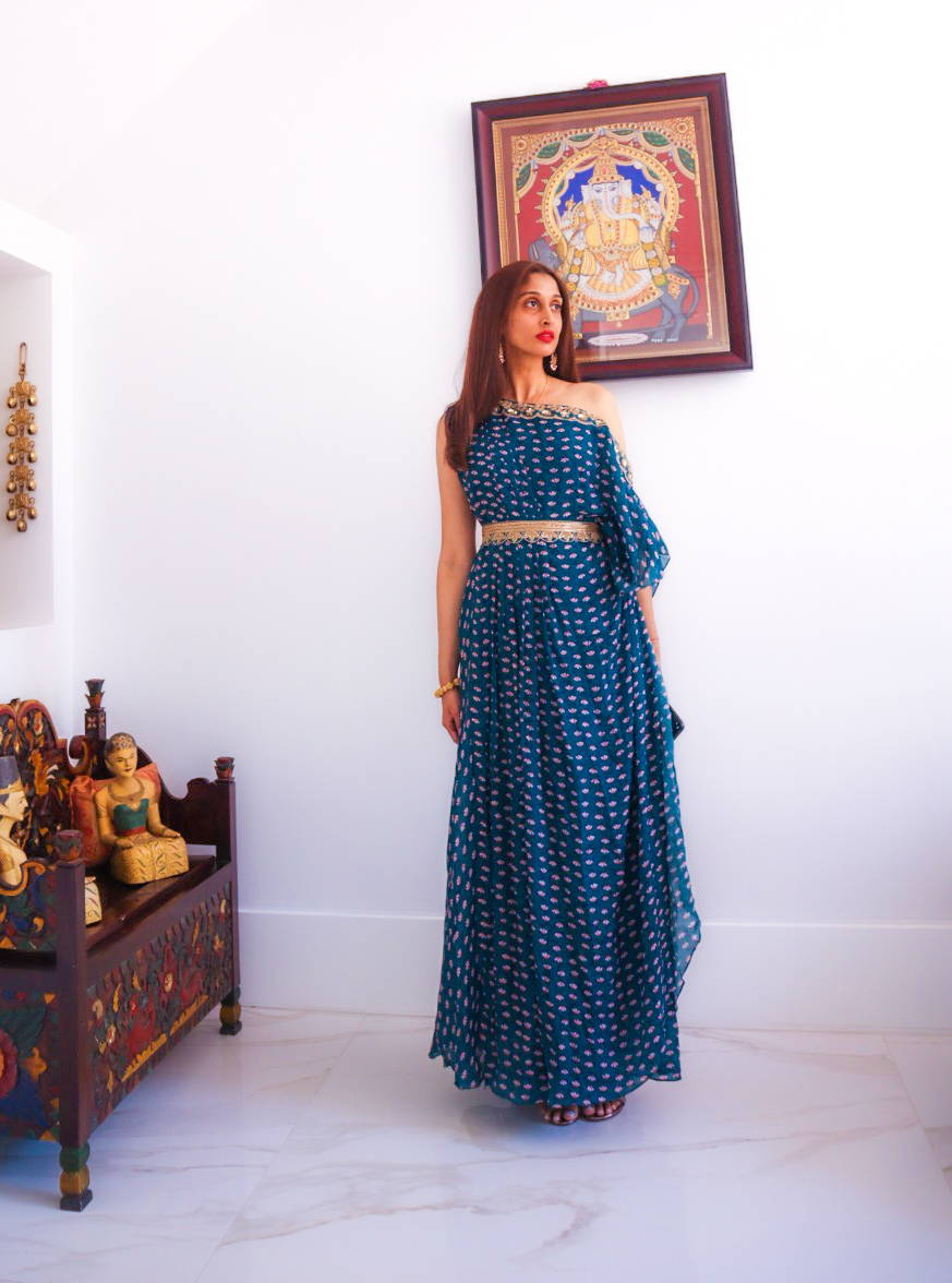 Indian Wedding Guest attire