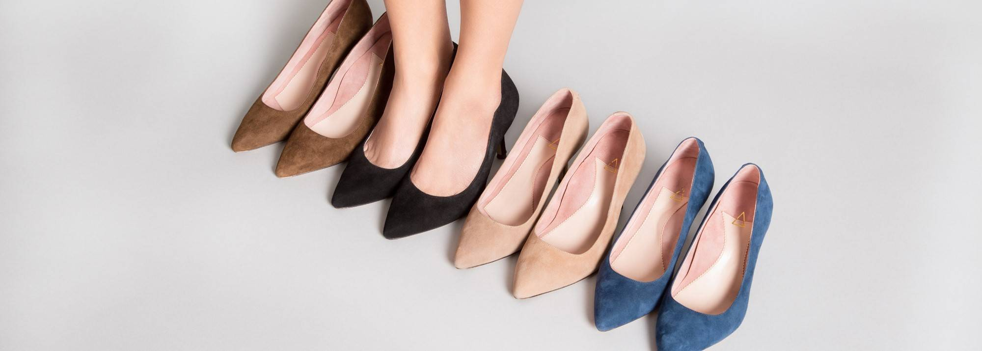 Comfortable Heels | Ally Shoes