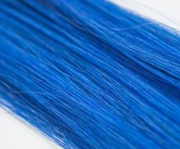 Blue Hair Colour