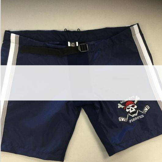 Custom Sublimated Hockey Pant Shell Cover