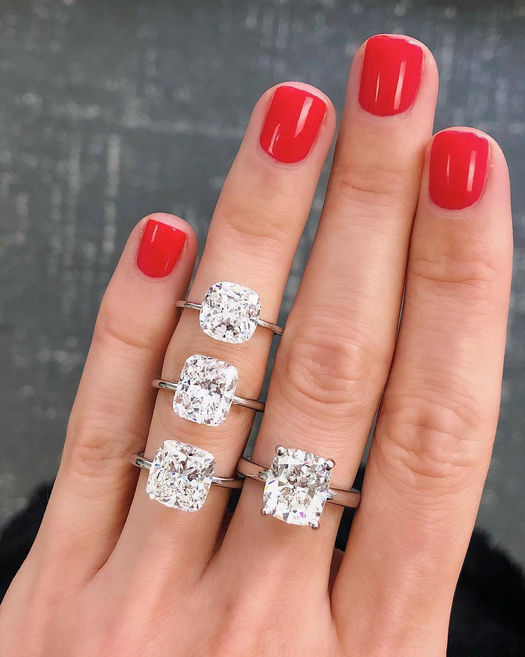 3 Types Of Cushion Cut Diamonds To Know Ring Concierge