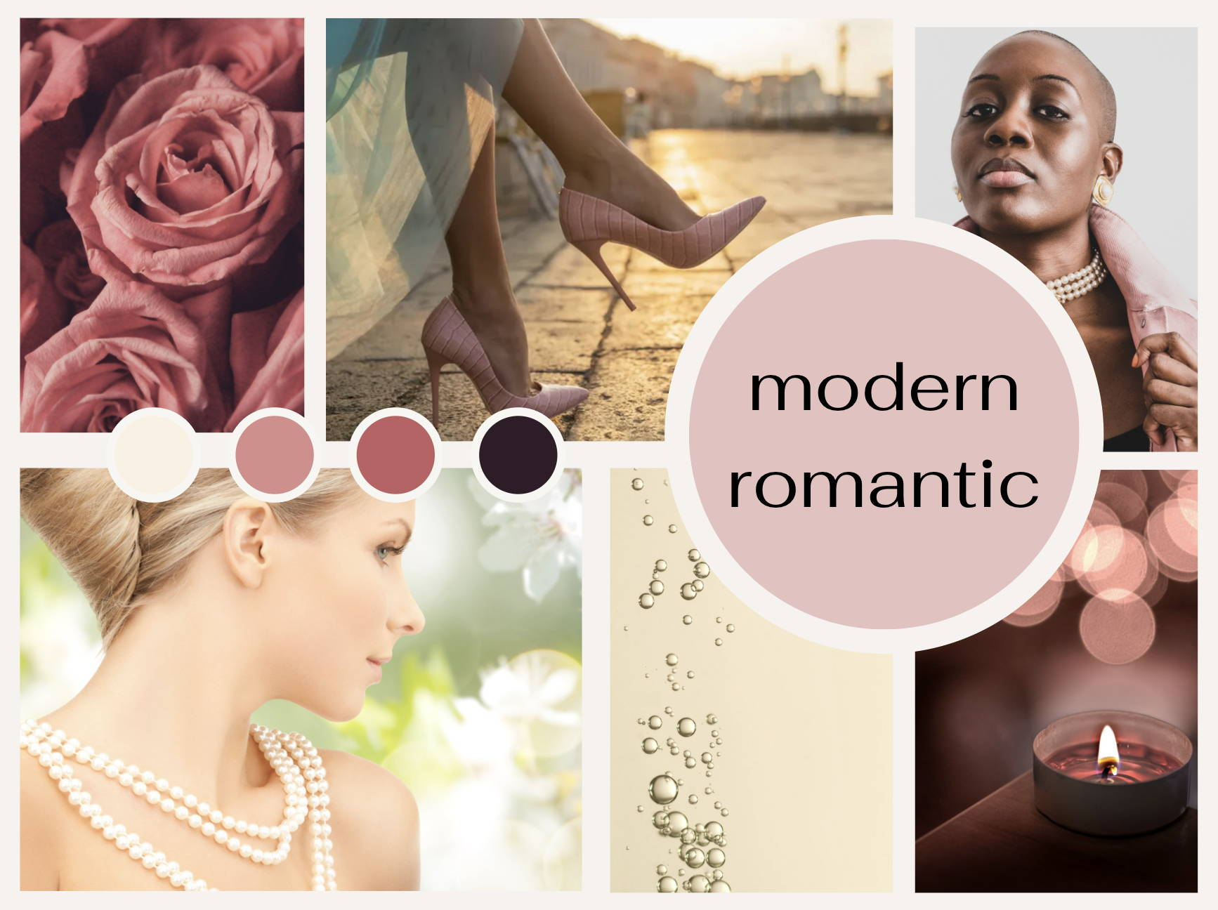 modern romantic scents at INDIEHOUSE