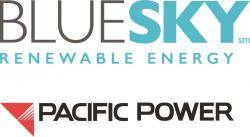 Blue Sky Renewable Energy by Pacific Power