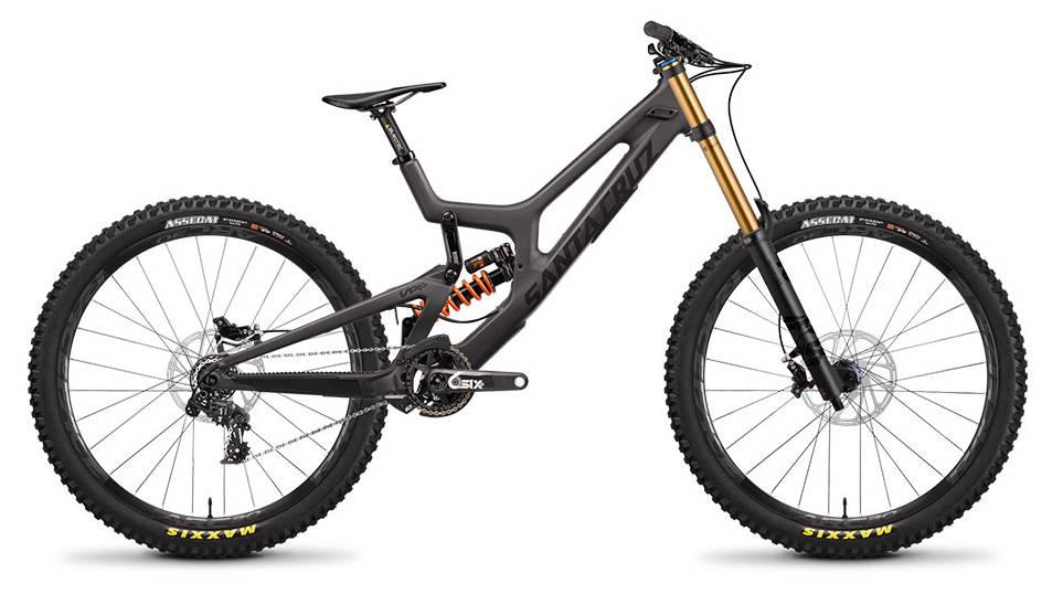Santa Cruz Bikes - V10, Santa Cruz Bicycles, Santa Cruz Mountain Bikes