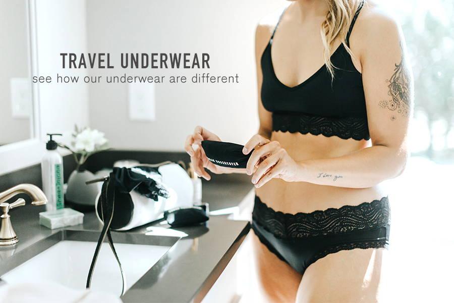 UrbanUndercover Travel Bamboo Underwear