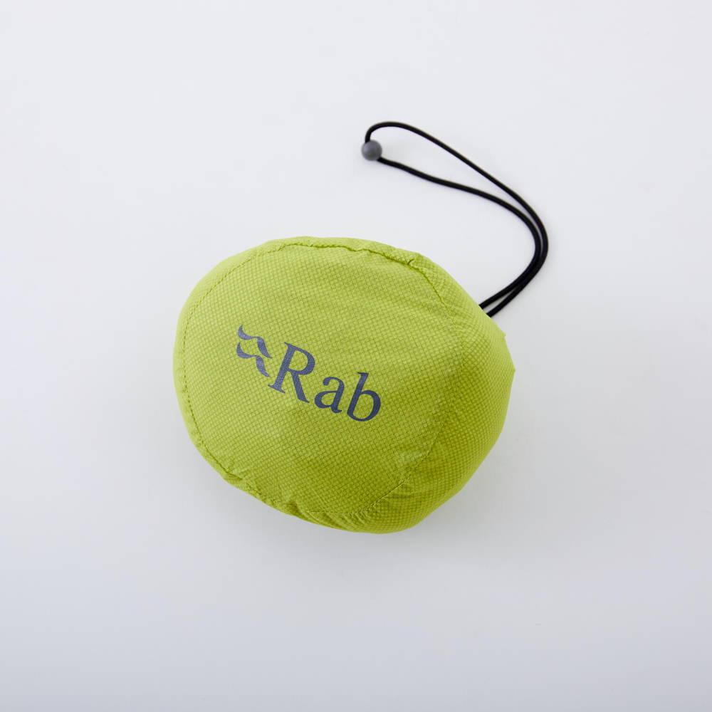 Rab(ラブ)/ファントムプルオン/イエローグリーン/MENS
