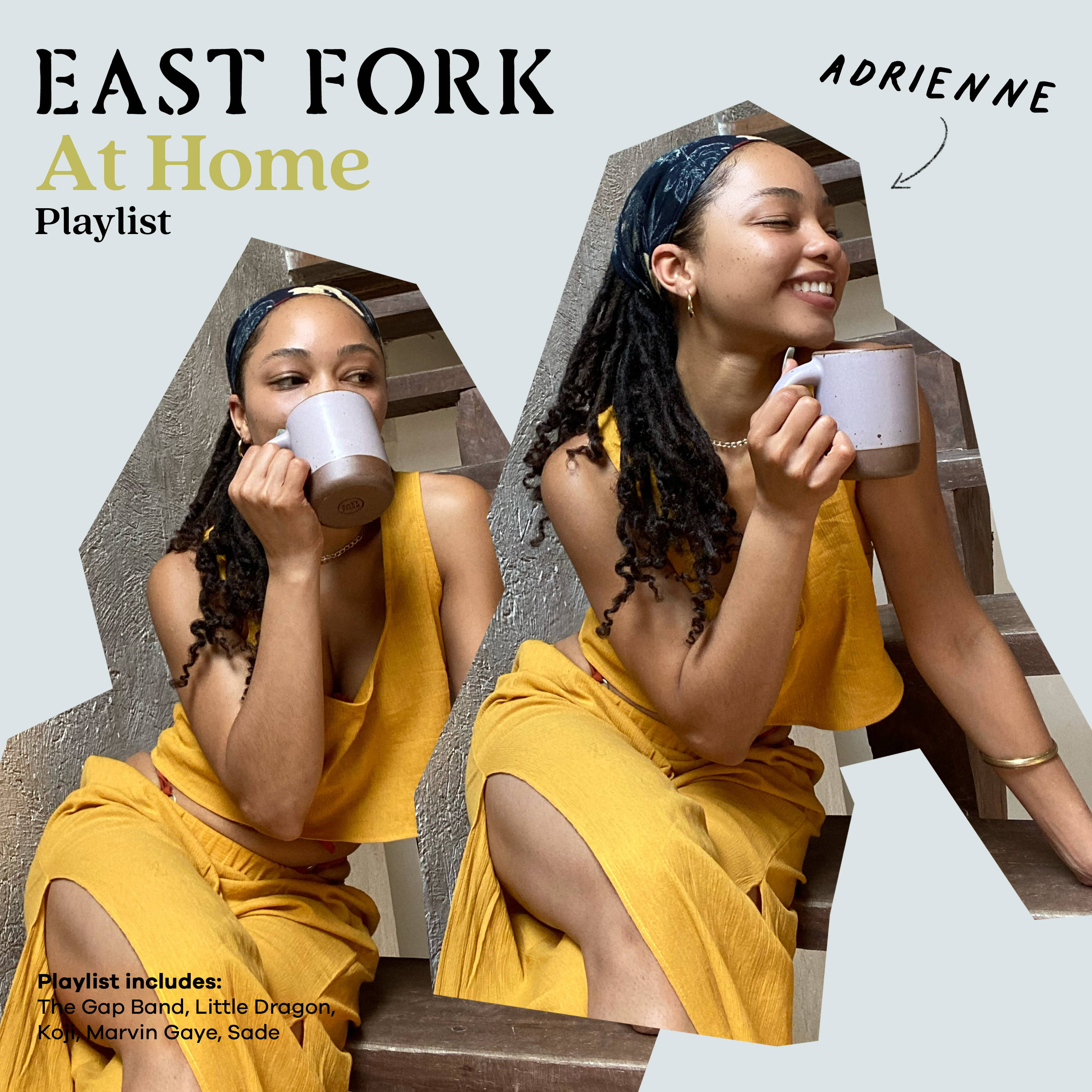 Adrienne Beal's Spotify Playlist with East Fork