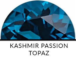 Kashmir Passion Topaz