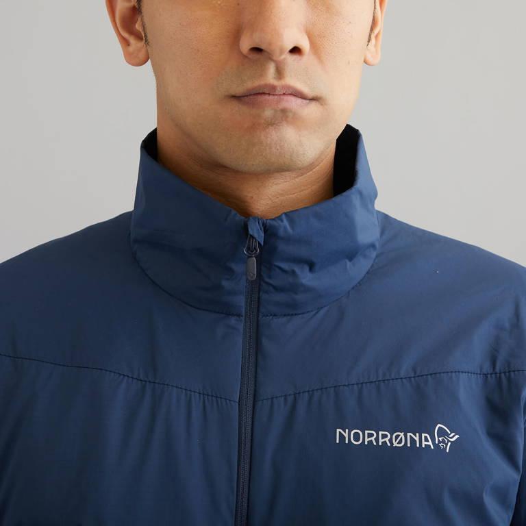 NORRONA(ノローナ)/フォルケティン オクタジャケット/ネイビー/MENS