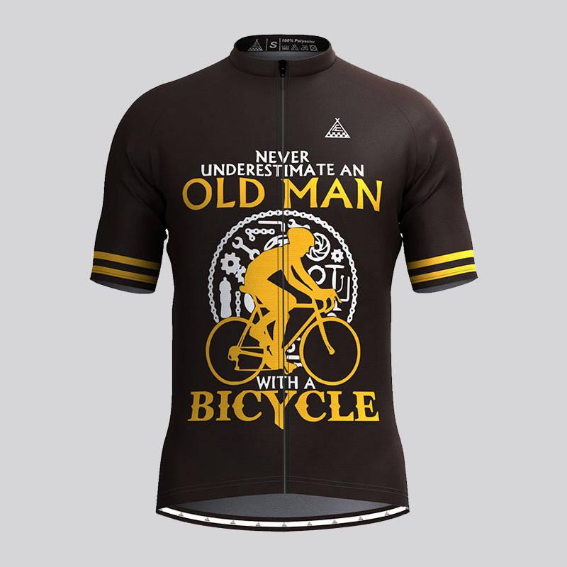 Old Man V2 Jersey