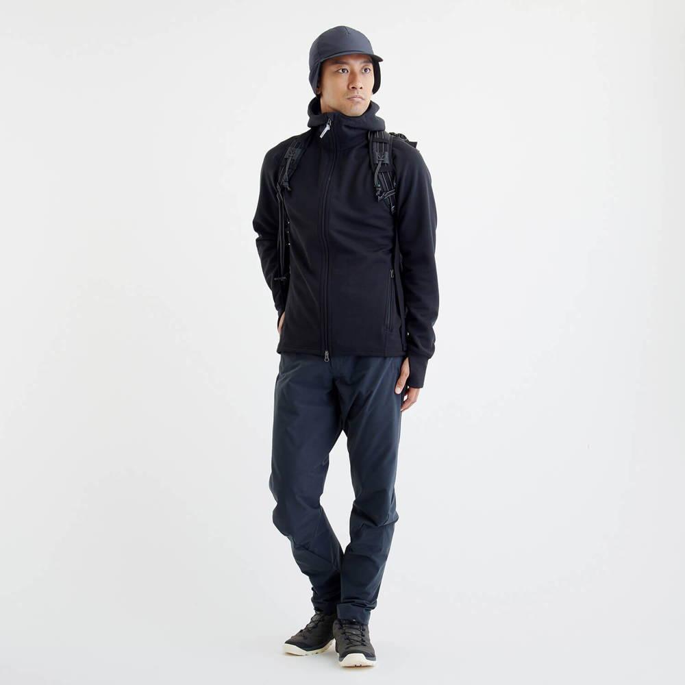 HOUDINI(フーディニ)/モノエアフーディ/ブラック/MENS